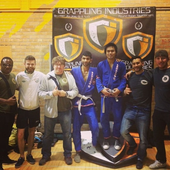 Grappling Industries Oct 4, 2014 Gi/ No Gi Round Robin