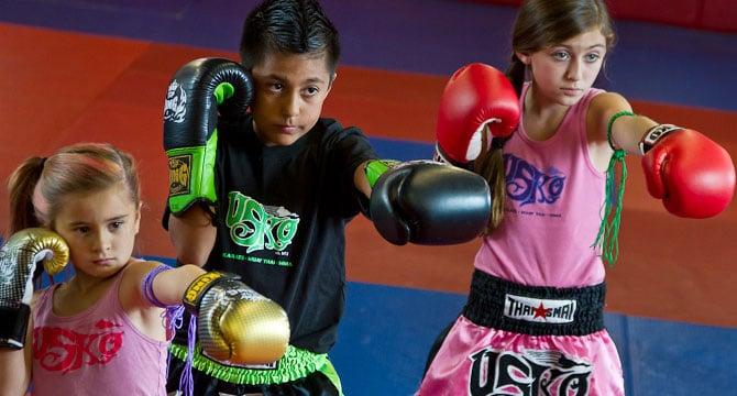 Kids Muay Thai (5-12yo)